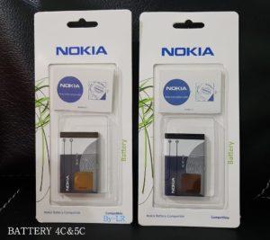 baterai nokia BL-4C & BL-5C
