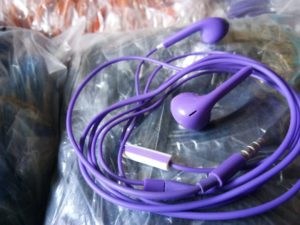 Headset Yoyo Bass, Ada Microphone