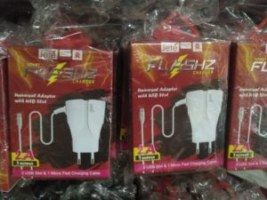 Charger Jete flashZ 2A