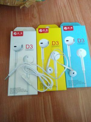 Headset Pinzy D3 (Megabass)