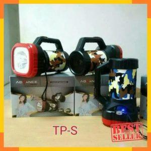 Speaker advance TP-S+lampu senter