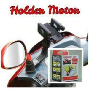 Holder Handphone Spion Motor