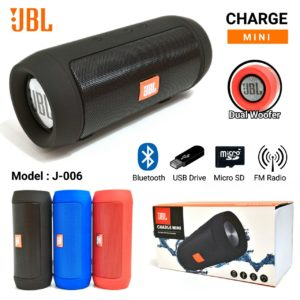 Speaker Bluetooth JBL J-006 CHARGE MINI