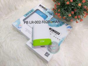 POWER BANK LR-002 10.200MAH
