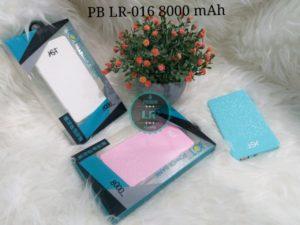 POWER BANK LR-016 8.000MAH