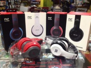 Headphone Bluetooth P47