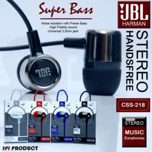 Headset JBL CSS-218