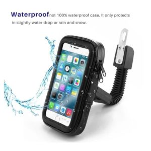Holder Spion Motor Waterproof 6,3 Inchi