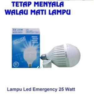 Bohlam Emergency Sx 25 Watt