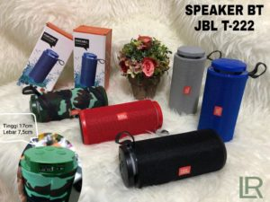 SPEAKER BLUETOOTH JBL T-222