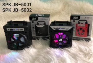SPEAKER BLUETOOTH JBH JB5001 & JB5002
