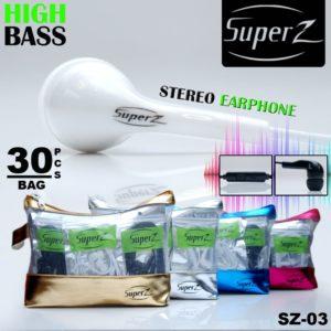 Headset Super Z SZ-03 High Bass(1kantong...