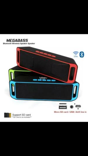 Speaker Bluetooth A2DP (Turun Harga)