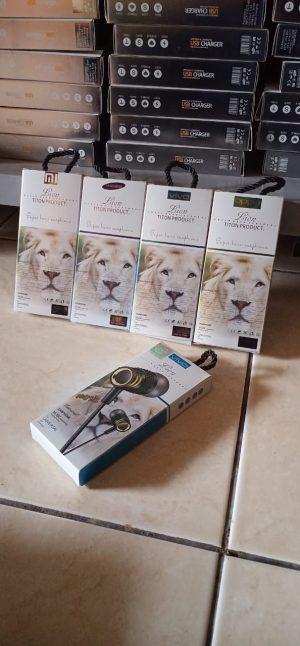 HF Lion Branded Superbass