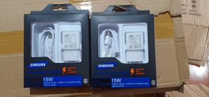 Charger Samsung 15W Spj(Turun Harga) (Support Fast Charging)