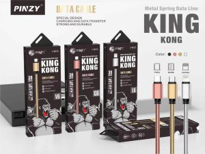 Kabel Data PINZY V6 Micro