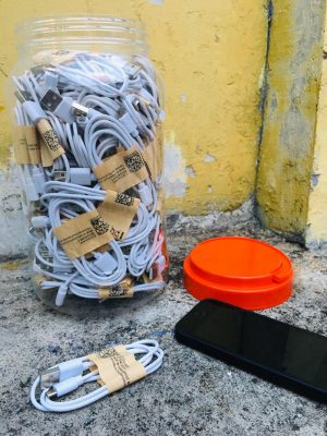 Kabel Data Samsung S4 (1Toples=100pcs)