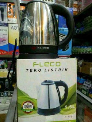 Teko Listrik Fleco 1,8 Liter