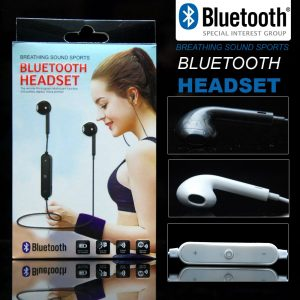 Headset Bluetooth S6