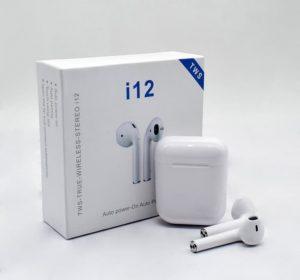 Headset Bluetooth i12 TWS