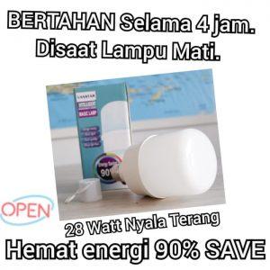 Bohlam Emergency Vanstar 28w