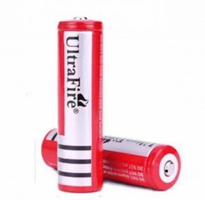 Baterai Ultrafire 18650 (Bisa Dicas)
