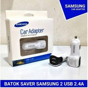 Saver Samsung 2,4A 2USB