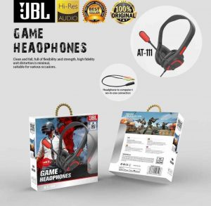 Headphone Gaming JBL AT-111 (Turun Harga)