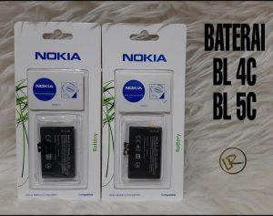 Batrei Nokia BL4C & BL5C
