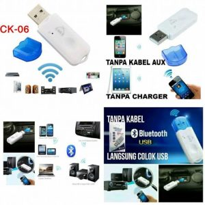 Bluetooth Receiver CK-06 (Tanpa...