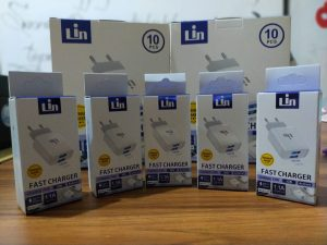 Adaptor Lin L-55 2 USB (1Box=10pcs)