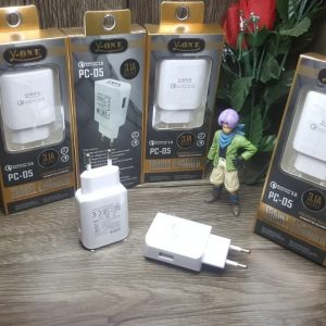 Adaptor Y-One PC-05 Real 3A (Support Fast Charging)
