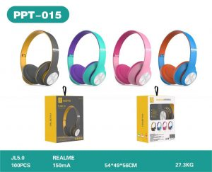 Headphone Bluetooth Realme PPT-015