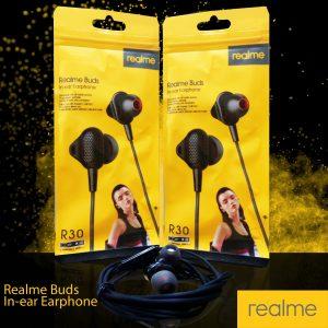 Headset Realme R30 (Grade A+)