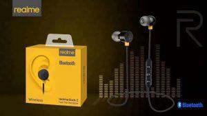 Headset Bluetooth Realme RMA-101...
