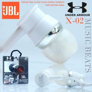 Headset JBL X-02