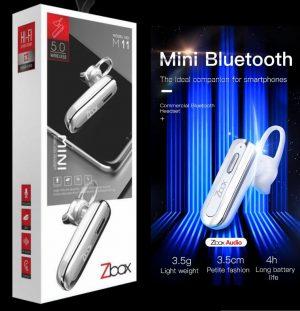 Headset Bluetooth Zbox M11