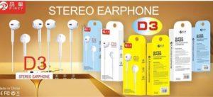 Headset Pinzy D3 Superbass