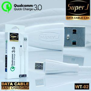 Kabel Data Super J WT-02 (Support...