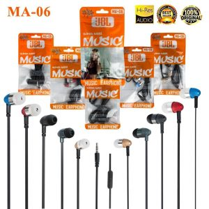 Headset Branded JBL MA-06 (Bisa...