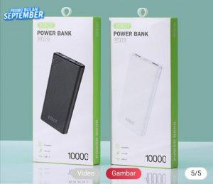 Powerbank Robot 10.000Mah RT-170(Real...