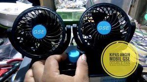 Kipas Mobil GSE 24 Volt 2 Baling