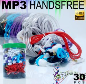 Headset Mp3 (Music Only) (1Toples=30pcs)