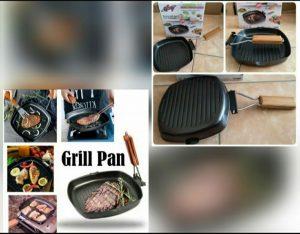 Grill Pan /Panci Panggang GSF G-2402...