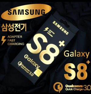 Charger Samsung S8+ Qualcomm (Support...