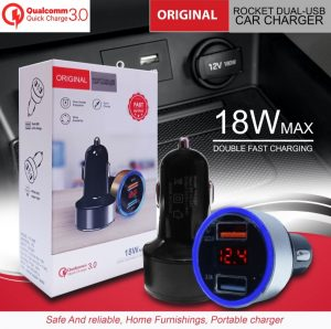 Saver Original Digital 3A Qualcomm...