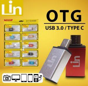 OTG Lin USB To Type-C