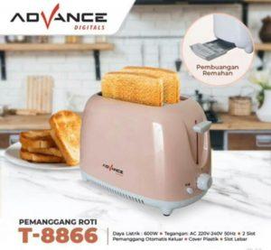 Pemanggang Roti Advance T-8866