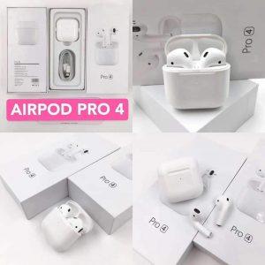 Airpod Pro 4 TWS (Suara Bagus)...