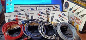 Kabel data lightning 3A JKX 008...